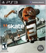 Skate 3, sony, ps3, game, image, screen, image, box, art