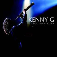 Kenny G,Heart & Soul, audio, cd, album, cover