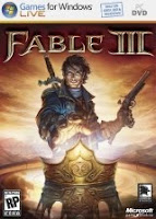 Fable 3, box, art, image, screen