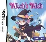 Witch's Wish, box, art