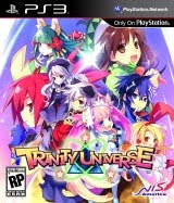 Trinity Universe, ps3, box, art, image, cover