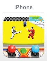 Karate Champ, iphone, image, cover