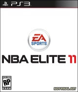 NBA Elite 11, box, art, sony, ps3, Basketball, game