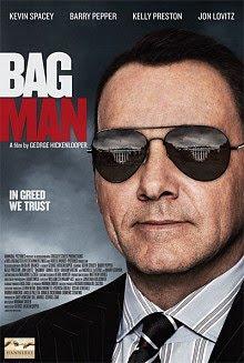 Bagman, movie, poster