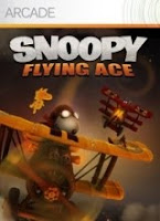 Snoopy: Flying Ace, game, image, xbox
