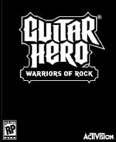 Guitar Hero 6, Warriors of Rock, box, art, wii, ps3, xbox