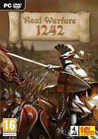 Real Warfare, 1242, pc, game, box, art