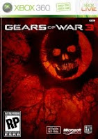 Gears of War 3, game, xbox, video