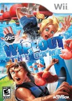 Wipeout, The Game, wii, nintendo, box, art, cover, image