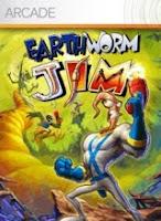 Earthworm Jim HD, game, xbox, box, art, image