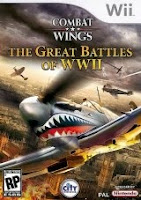 Combat Wings, The Great Battles, wii, game, screen, image