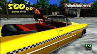 Crazy Taxi, game, screen, image