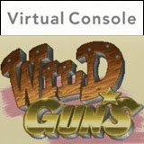 Wild Guns, wii, nintendo, game