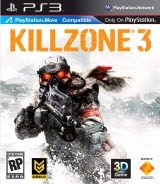Killzone 3, playstation, ps3, game, screen, box art