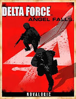 Delta Force: Angel Falls, game, pc, box art, image