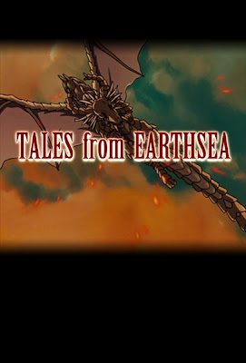 Tales from Earthsea, movie, poster