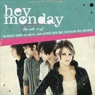Hey Monday, Beneath It All, cd, cover, box, art