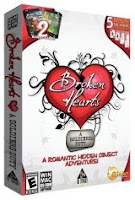 Broken Hearts: A Soldier's Duty, mac, game, box, art