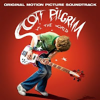Scott Pilgrim vs. the World, movie, soundtrack, cd, box, art