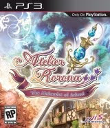 Atelier Rorona, The Alchemist of Arland, game, ps3, sony