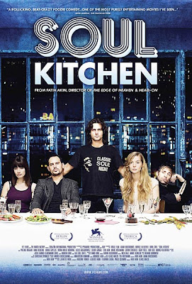 Soul Kitchen, poster, movie