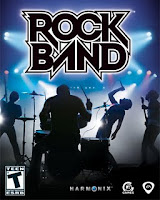 Rock Band, box art