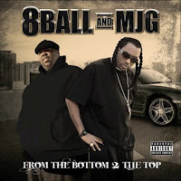 8Ball & MJG, From the Bottom 2 the Top, cd, audio, box, art