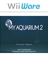 My Aquarium 2, nintendo, wii