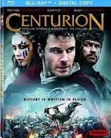 Centurion, blu-ray, box, art