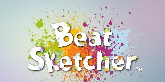 Beat Sketcher Music Video game for Sony PS3