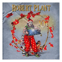 Robert Plant, Band of Joy, new, album, box, art, cd, audio