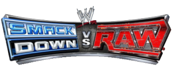 WWE SmackDown vs. Raw Online, pc, game, wrestling, logo