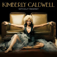 Kimberly Caldwell, Without Regret, box, art, cd, audio