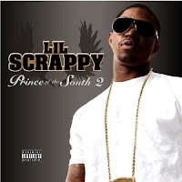 Lil Scrappy, Prince of the South 2, cd, new, album,box, art