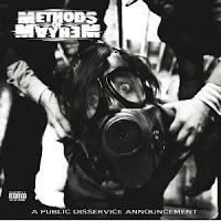 Methods of Mayhem, A Public Disservice Announcement, audio, cd, new, album, box, art