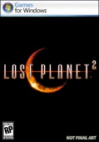 Lost Planet 2, LP2, pc, game, box, art