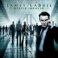 James LaBrie, Static Impulse, cd, audio, box, art