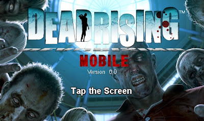Dead Rising, game, apple, iphone, screen