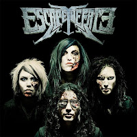 Escape the Fate, new, album, box, art