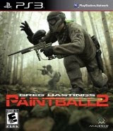 Greg Hastings Paintball 2, ps3, sony, game