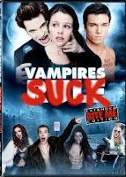 Vampires suck, dvd, box, art, movie