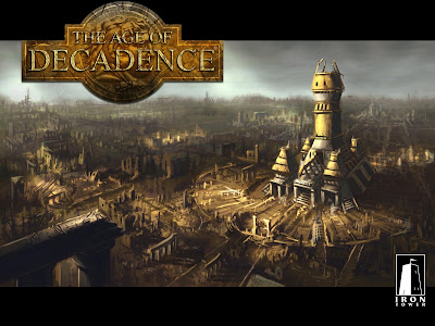 The Age of Decadence, pc, game, screen