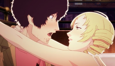 Catherine, game, screen