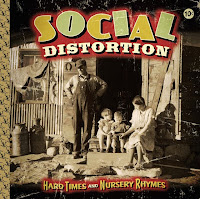 Social Distortion, Hard Times and Nursery Rhymes, cd, box, art