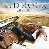 Kid Rock, Born Free, CD, box, art, audio