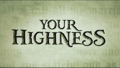 Your Highness, movie, poster
