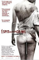 I Spit on Your Grave, DVD, movie, box, art