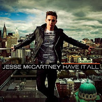 Jesse McCartney, Have It All, new, album, track, list
