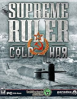 Supreme Ruler Cold War, game, System Requirements, PC