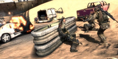 Spec Ops: The Line, game, screen, image